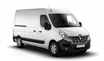 Renault MASTER Z.E. und Renault EASY CONNECT für Flotten